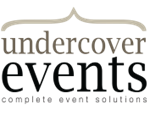 Undercover Events Logo